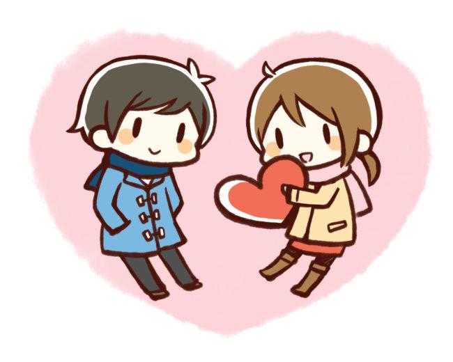 懐かしのバレンタイン 思い出すと頬が緩んでしまう