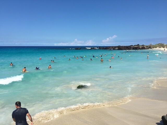 ハワイに呼ばれる!?