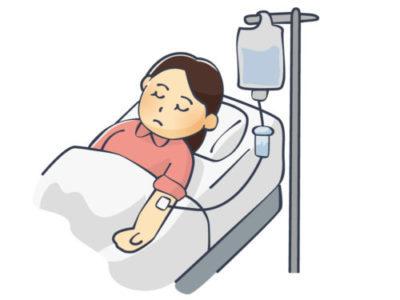 産婦人科で検査後、医師から子宮頸がんを告げられました。