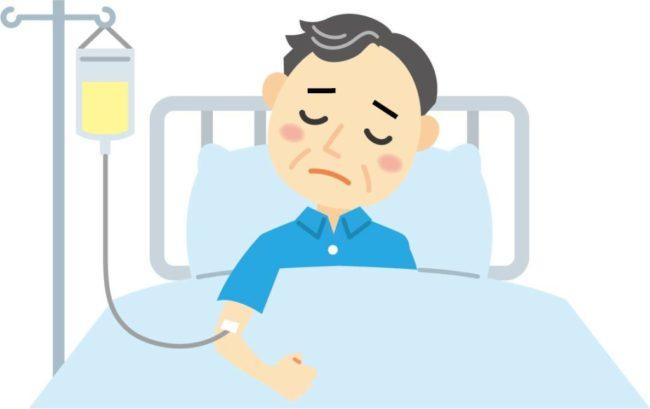 父が心不全で呼吸困難になって救急搬送、入院をしました
