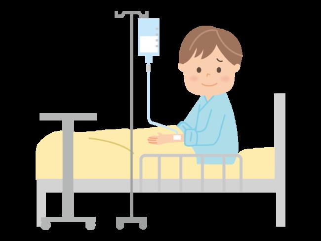 患者達の身の回りの世話をやらされた小学生のときの喘息入院
