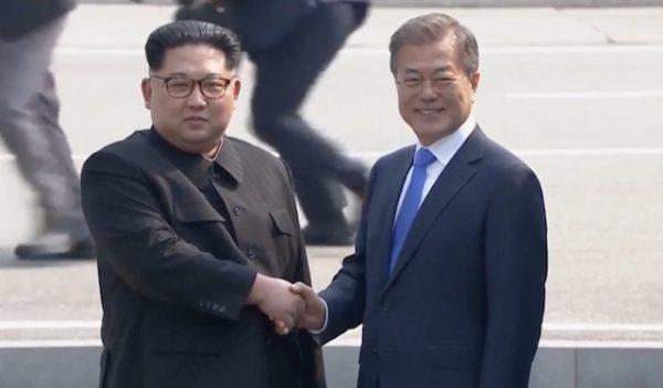 南北首脳会談の意味
