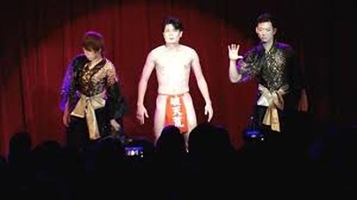 ノブコブ吉村、世界3大バーレスクショーデビュー!