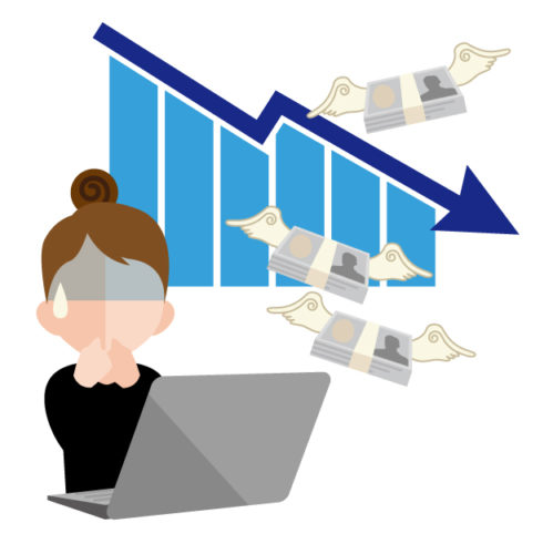 日本株で失敗した体験