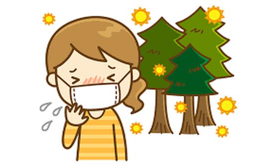 花粉症はがん予防になるかも