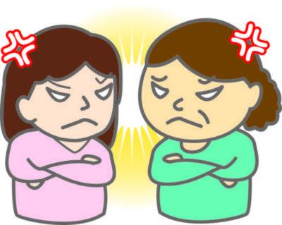 夫が病気で仕事を辞めた為姑の態度が一変しました。