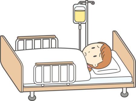 子宮筋腫になったことで貧乏な生活は始まった