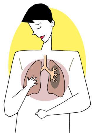 旦那との死別、両親の介護、そして肺がんという不幸