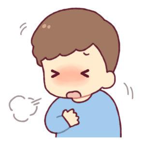 小児喘息が完治しました