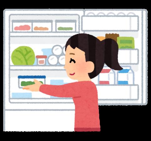 シンプルライフで冷蔵庫の無駄を見直す