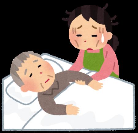 父親の介護