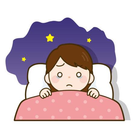 眠りに関する悩み