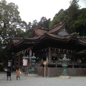 徳島県の祖谷のかずら橋と香川県の金毘羅宮に行った思い出。